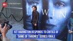 Kit Harington Defies What Critics Are Saying About The 'GoT' Finale