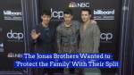 The Jonas Brothers Keep Drama Away From Their Family