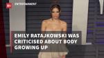 Emily Ratajkowski Matured Quickly