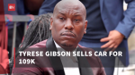 Tyrese Gibson Sold A Very Expensive Jeep