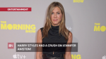 Harry Styles Had A Thing For Jennifer Aniston