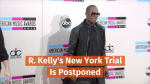 R. Kelly On Hold