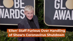 The Ellen Show Staff Speak Up